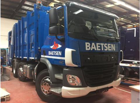 truck baetsen